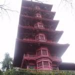 Китайский павильон и Японская башня