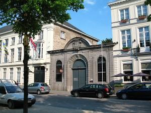 Музей изящных искусств Groenigemuseum